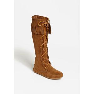 Minnetonka Lace-up boots